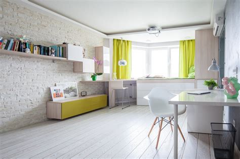 small apartment design small apartment gets a fresh new look that suits it like a