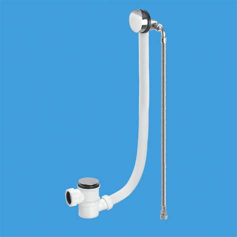 McAlpine HC2650UK FIL Bath Filler with Trap and Standard