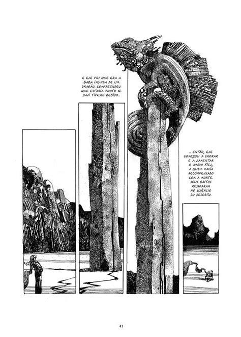 Editora Figura estreia com clássico de Sergio Toppi