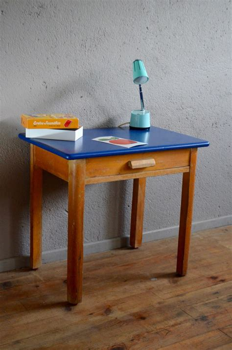 Small Childs Desk Small Wooden Child Desk 1950s For Sale At Pamono