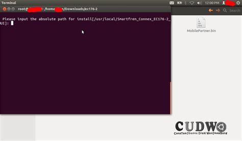 Modem Smartfren Huawei Ec176 2 install modem smartfren huawei ec176 2 pada ubuntu