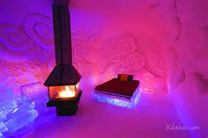 hotel de glace canada hotel de glace north america s only ice hotel 171 twistedsifter