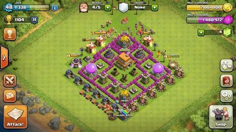 strong defense base th6 the best clash of clans layouts for farming and defense