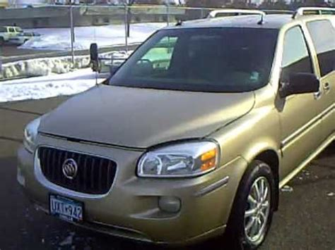 kelley blue book classic cars 2007 buick terraza on board diagnostic system image gallery 2005 buick minivan
