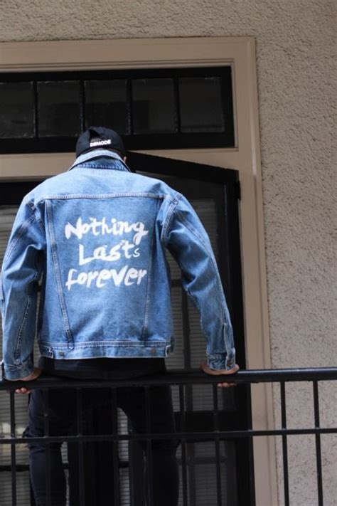 Zhiana Denim Daily 17 best images about how to wear slogan jackets on