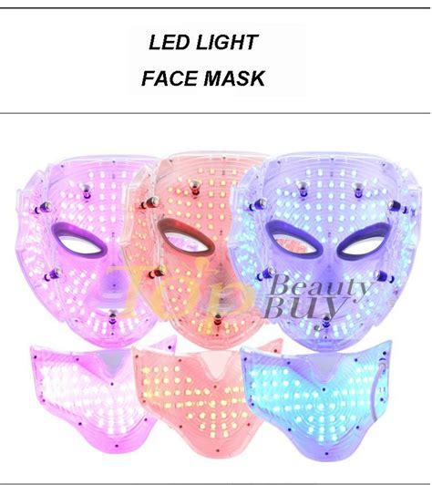 Led Light Face Mask Professional Galvanic Regeneration Led Light Mask