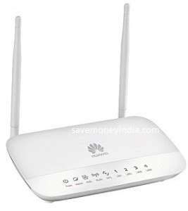 Huawei Hg532d Adsl2 Wireless Router 300 Mbps White 1 huawei adsl2 300mbps modem with router hg532d rs 999 savemoneyindia
