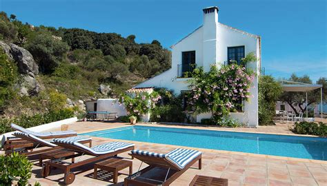 Houses With 5 Bedrooms country house for holiday rental gaucin andalucia spain