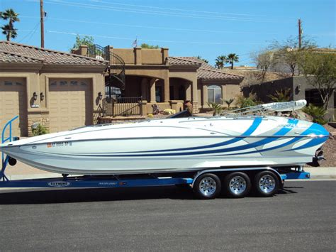 nordic boats hallett 2009 nordic lightning deck boat powerboat for sale in arizona