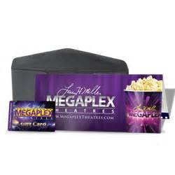 Megaplex Gift Cards - gift packages