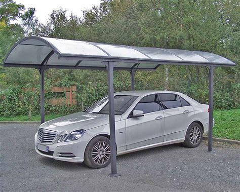 tettoie in alluminio e policarbonato tettoia arrotondata in alluminio e policarbonato car 3048