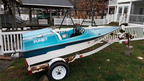 funjet boat funjet fun jet by d d marine ultrasonics boat for sale