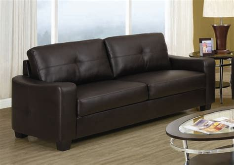 quot quest quot leather sofa los angeles