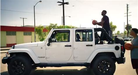 lebron white jeep nba kyrie irving displays his basketball skills in