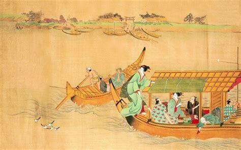 free style painting the meticulous japan painted desktop wallpaper 10
