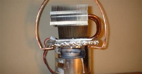 thermoelectric generator plans scrap to power home diy