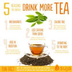 5 reasons you should drink more tea