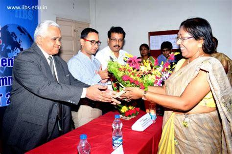Current Mba Kolkata by Inaugural Programme Of New Mba Batch At Iibs Kolkata Cus