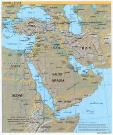 east map middle east maps perry casta 241 eda map collection ut