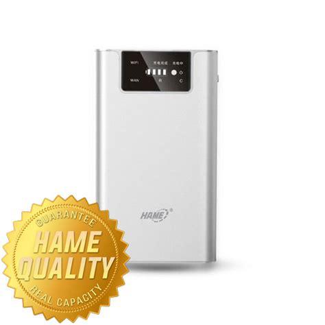 Hame F1 3g Mobile Power Router Power Bank 7800mah Repeater Bagus hame f1 3g mobile power router power bank 7800mah silver jakartanotebook