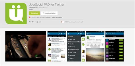 ubersocial themes for android top 10 android apps for social media freaks ingenium web