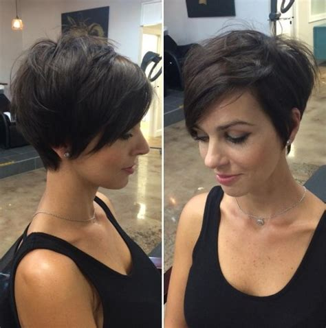 hair cuts for that show the back as well as the front 50 cute and easy to style short layered hairstyles