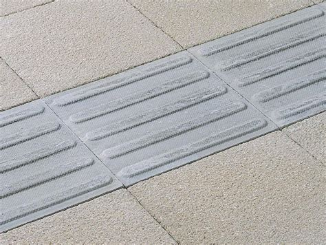 Stairs Designs by Marshalls Directional Guidance Tactile Flag Paving