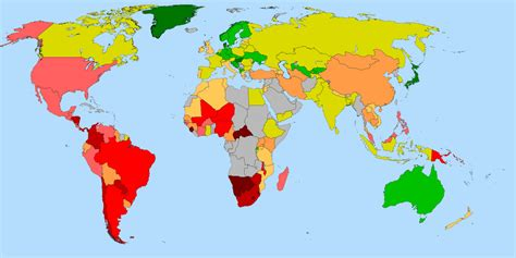 image of world map file world map gini coefficient png wikimedia commons