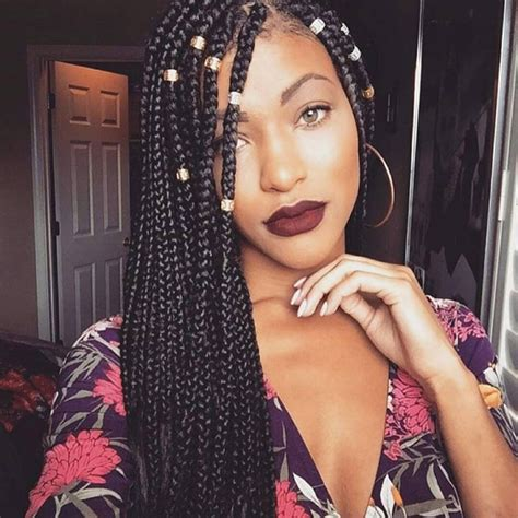 Pics Of Box Braids Hairstyles by Box Braids Hairstyles 16 Photos Of Box Braid Hairdos