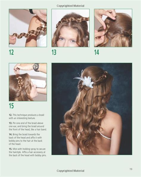 step by step instructions for updos wedding hairstyles step by step instructions hair style
