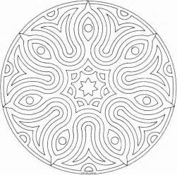 mandala coloring free coloring pages of mandalas