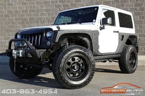 jeep wrangler custom lift 2015 jeep wrangler rubicon lifted custom only 20kms