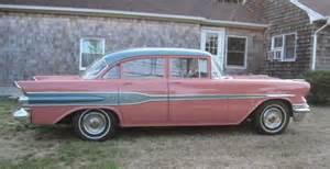 1957 Pontiac Chieftain 2 Door For Sale by 1957 Pontiac Chieftain 4 Door Solid Rust Free Classic Car