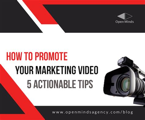 5 Actionable Tips To Make How To Promote Your Marketing 5 Actionable Tips