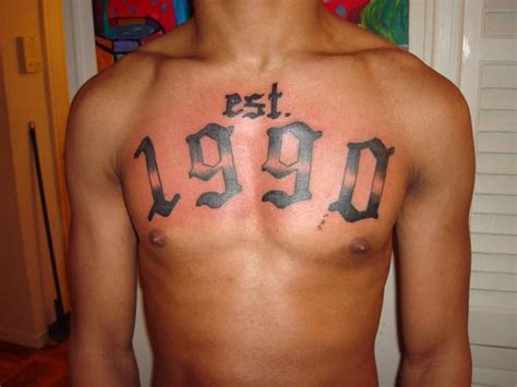 est 1994 tattoo est submited pictures to pin on