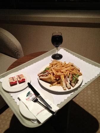 room service club room service club sandwich picture of the sydney boulevard hotel sydney tripadvisor