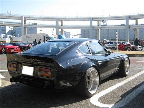 Wheels Cool Classic Datsun 240z Silver datsun fairlady 240z widebody datsun z self storage classic and cars and