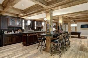Paint Color Ideas For Dining Room rustic finished basement ideas