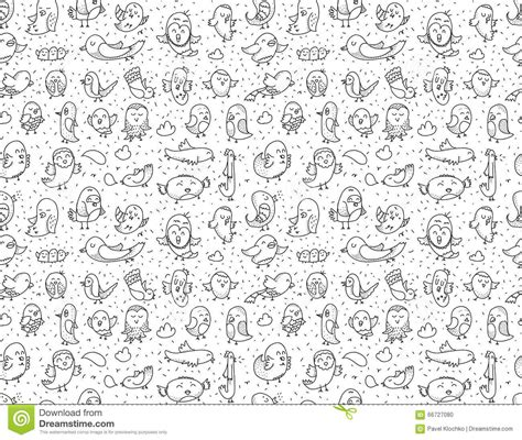 black and white bird pattern the kid and white pigeon stock image cartoondealer com