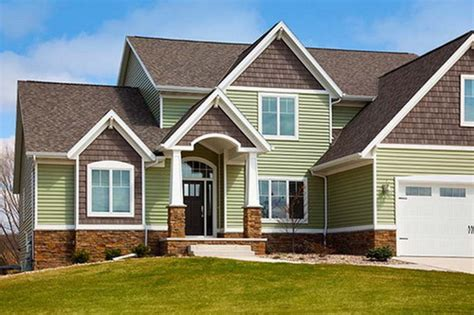 Some Ideas And Suggestions To Install Vinyl Siding And Home Siding Design Tool