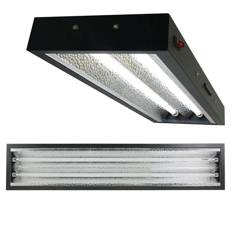 apollo horticulture  ft  grow light commercial fixture