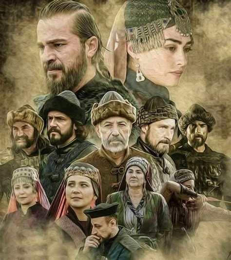 pin  dana bryant  ertugrul tv series famous stars