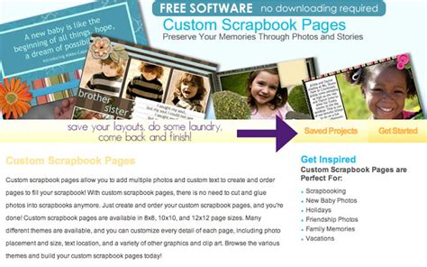 scrapbook layout program persnickety prints blog our free digital scrapbook software