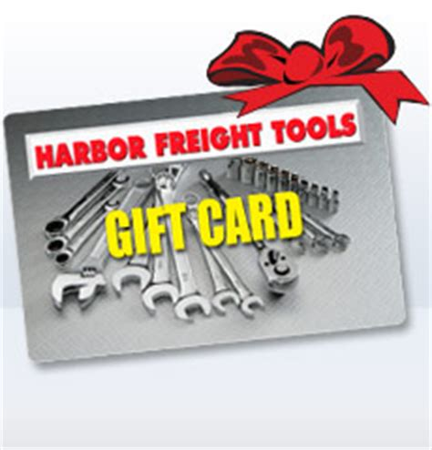 wishlistr justice s wishlist - Buy Harbor Freight Gift Cards