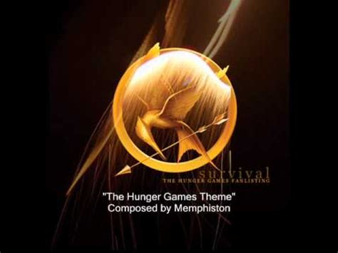 hunger games underlying themes quot the hunger games theme song quot by memphiston youtube