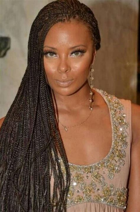 hairstyles with some braiding be ready to some stylish micro braids this summer
