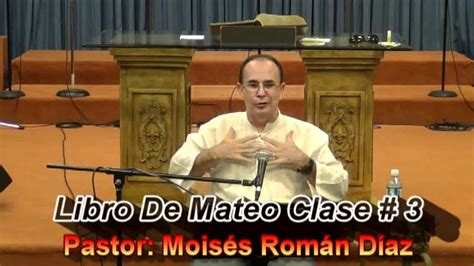 libro roman things to make libro de mateo clase 3 pastor mois 233 s rom 225 n d 237 az youtube
