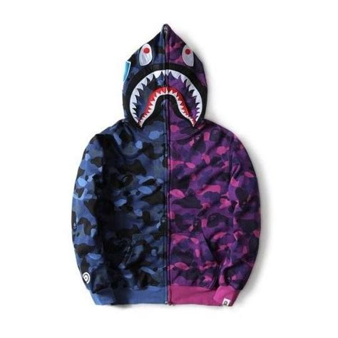 best 25 bathing ape shark hoodie ideas on pinterest