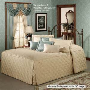 Classic Bedspreads Color Classics R Quilted Fitted Bedspreads