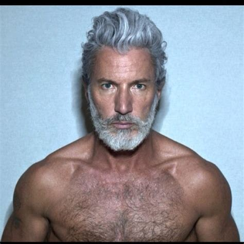 do men like grey hair do young women find this man sexy girlsaskguys